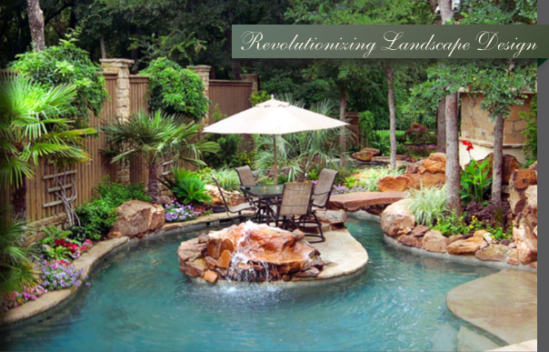 Dallas Landscape Design Landscape Services